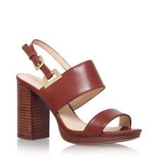 Paladian Block Heel Sandals