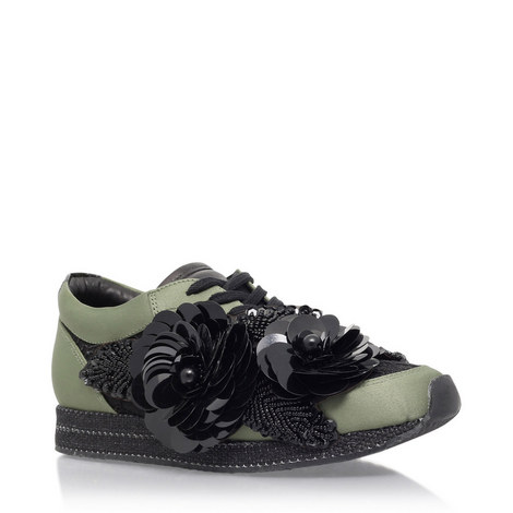 Langham Low Top Trainers, ${color}