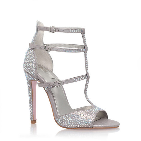 Gaye Embellished High Heels, ${color}