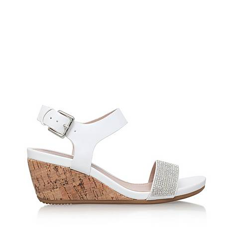 Sparkle Wedge Sandals, ${color}