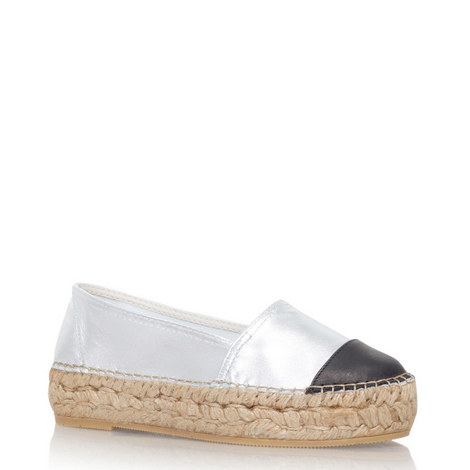 Mellow Leather Espadrilles, ${color}