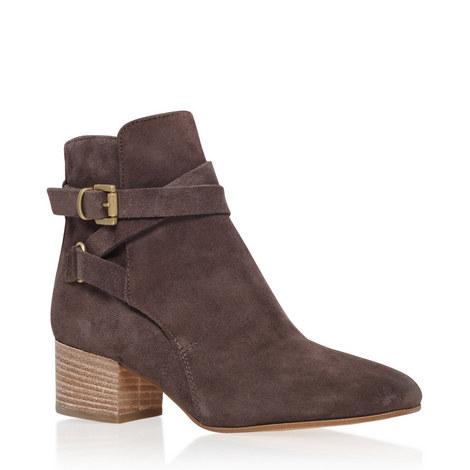 Spartan Ankle Boots, ${color}