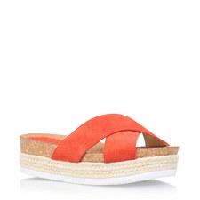 Amyas Slider Sandals
