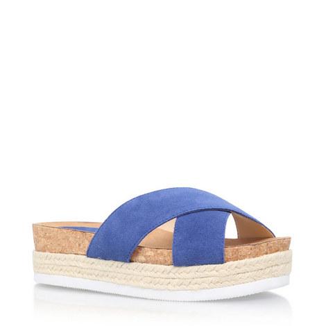 Amyas Flatform Sandals, ${color}