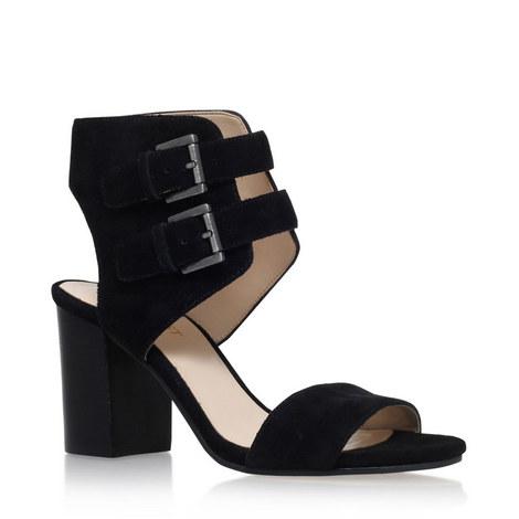 Galiceno Mid Heel Sandals, ${color}