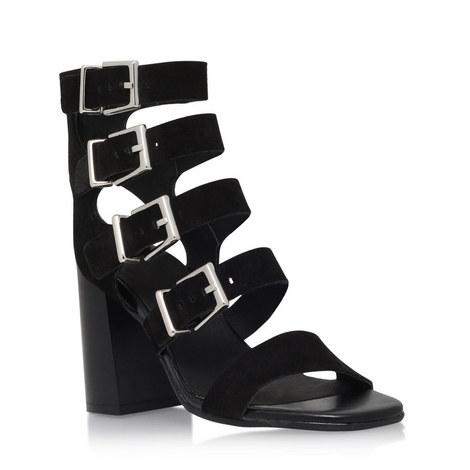Kanada Mid-Heel Sandals, ${color}