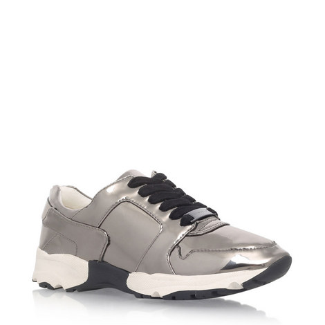 Lacrosse Metallic Trainers, ${color}