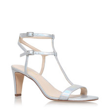 Dacey Mid Heel Sandals