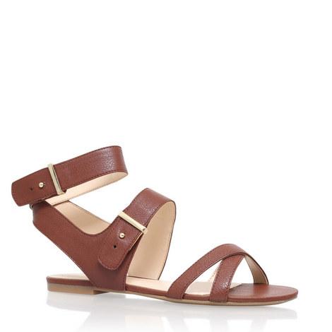 Darcelle Flat Sandals, ${color}