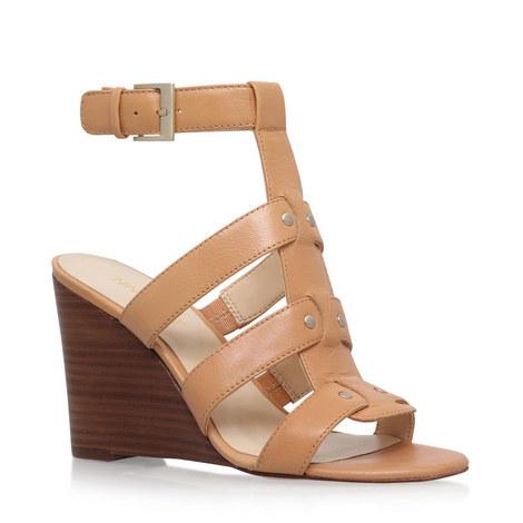 Falissa Gladiator Wedge Sandal, ${color}