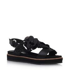 Bumble Corsage Sandals