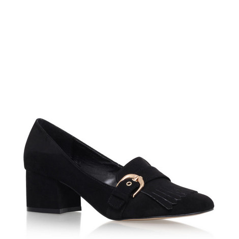 Agatha Mid-Heel Loafers, ${color}