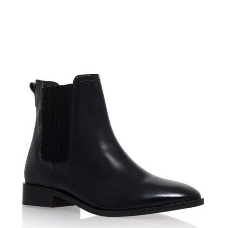 Staple Glossy Chelsea Boots, ${color}