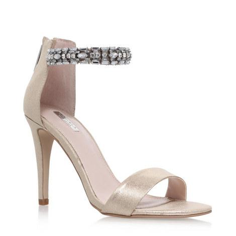 Georgie Embellished Heeled Sandals, ${color}