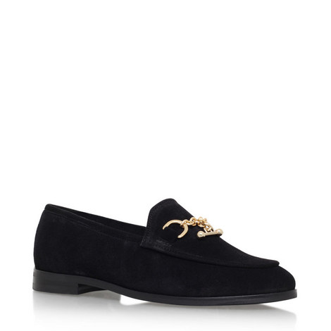 Drive Suede Loafers, ${color}