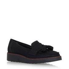 Limbo Snakeskin Loafers