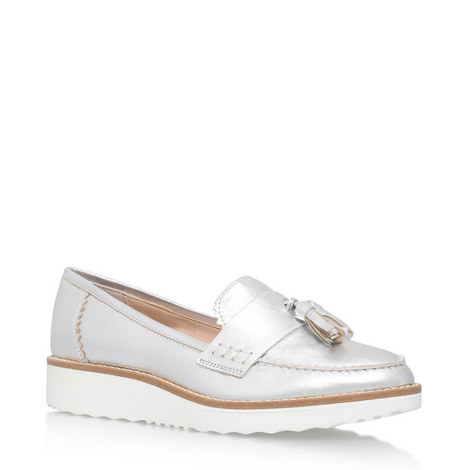 Limbo Metallic Loafers, ${color}