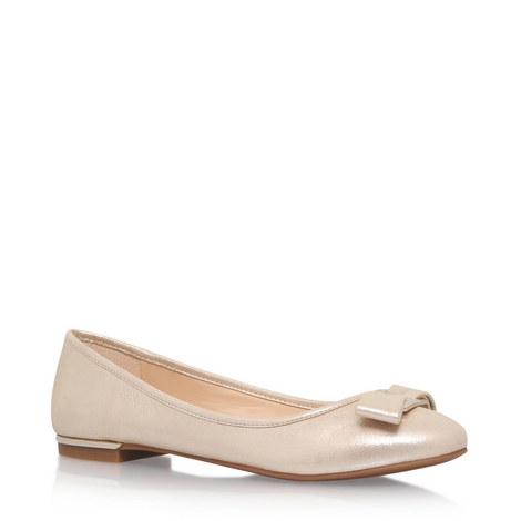 Cinas Bow Ballet Flats, ${color}