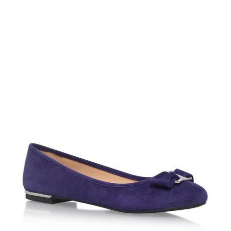 Cinas Bow Ballet Flats, ${color}