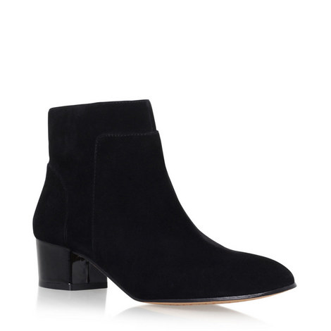 Lesly Suede Ankle Boots, ${color}