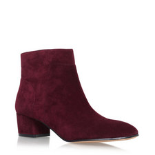 Lesly Suede Ankle Boots
