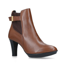 Rae Heeled Ankle Boots
