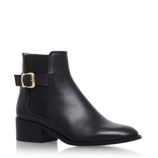 Storm Buckle Chelsea Boots