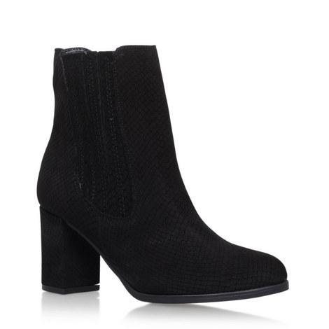 Samuel Snakeskin Ankle Boots, ${color}