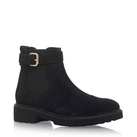 Slowly Suede Chelsea Boots, ${color}