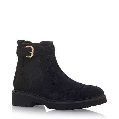 Slowly Suede Chelsea Boots, ${color}