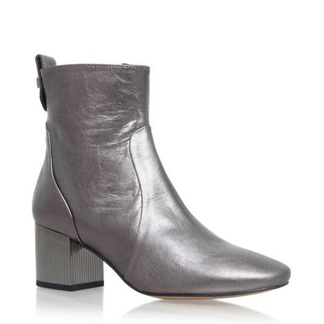 Strudel Futuristic Ankle Boots, ${color}