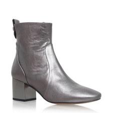 Strudel Futuristic Ankle Boots