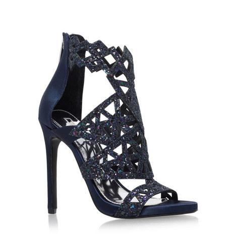 Gwyn Laser Cut Heels, ${color}