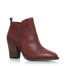 Micaley Heeled Ankle Boots