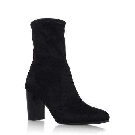 Sendra Block Heel Boots, ${color}