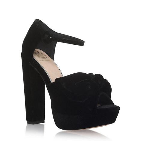 Jackpot Platform Heels, ${color}