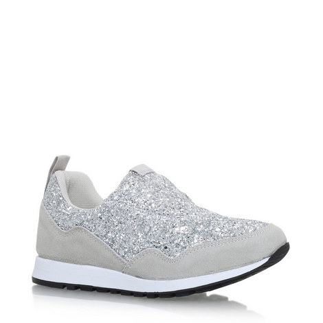 Logical Glitter Trainers, ${color}