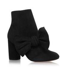 Rattle Block Heel Boots