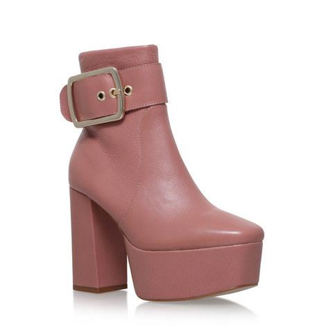 Spritz Platform Ankle Boots, ${color}