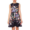 Izobela Kensington Dress, ${color}