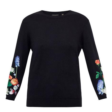 438b25fd11168 Deyzie Kensington Embroidered Sweater