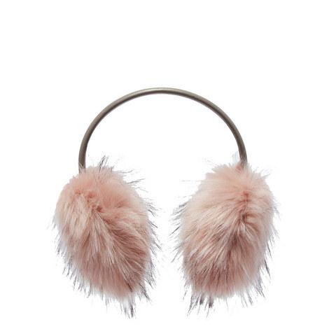 Evelet Faux Fur Ear Muffs, ${color}