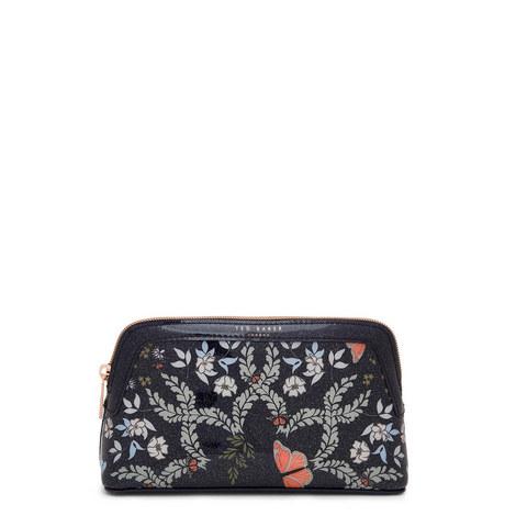Lennita Kyoto Gardens Make-Up Bag, ${color}
