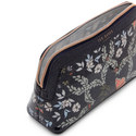 Lennita Kyoto Gardens Make-Up Bag, ${color}