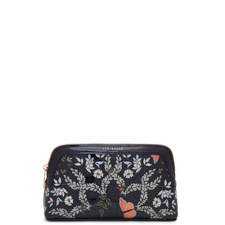 Lennita Kyoto Gardens Make-Up Bag