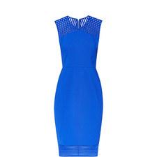 Lucette Mesh Bodycon Dress