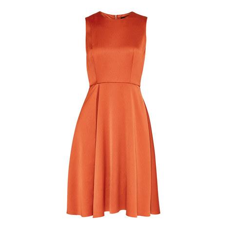 Winni Fold-Over Dress, ${color}
