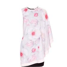 Agostia Chelsea Draped Dress