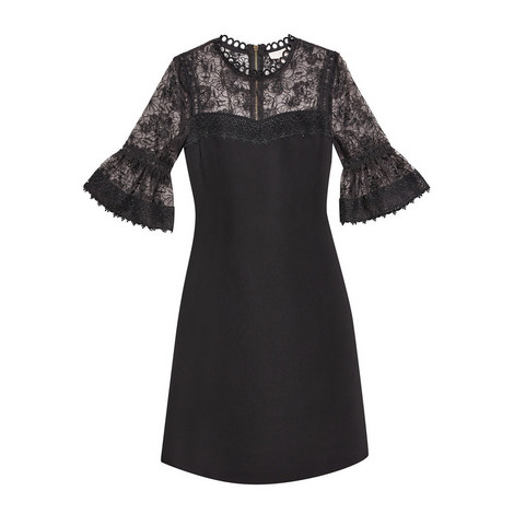 Raechal Lace Tunic Dress, ${color}