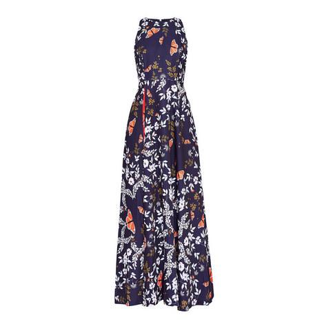 Saskae Kyoto Gardens Maxi Dress, ${color}